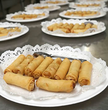 italian-caterers-adelaide-spring-roll