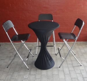 bar table chairs cover adelaide