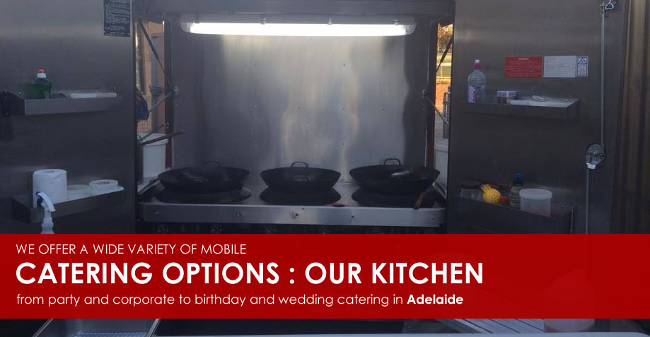 Adelaide Mobile Catering Kitchen