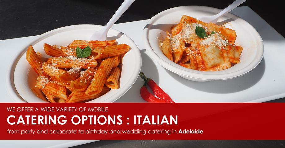 Italian Catering Adelaide