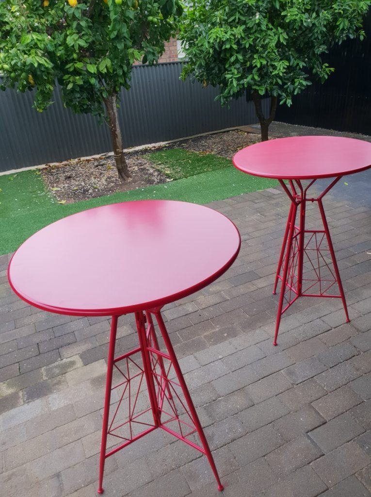 Picture of: Bar Table Hire Adelaide